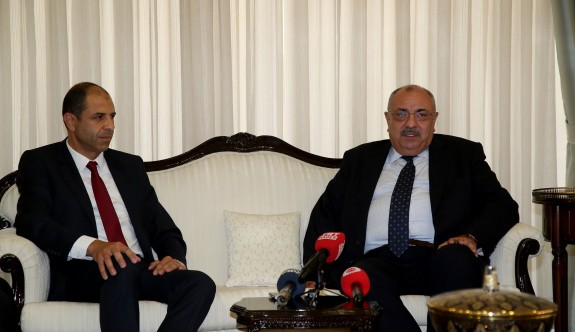 Türkeş'le müzakere mesaisi