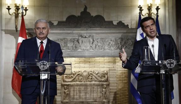 Türkiye ve Yunanistan çözüme katkı için çalışacak