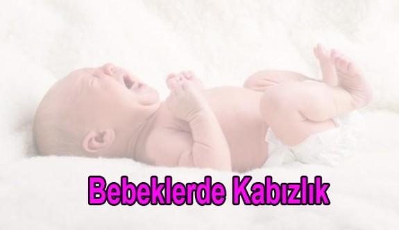 Bebeklerdeki karın içi basınç