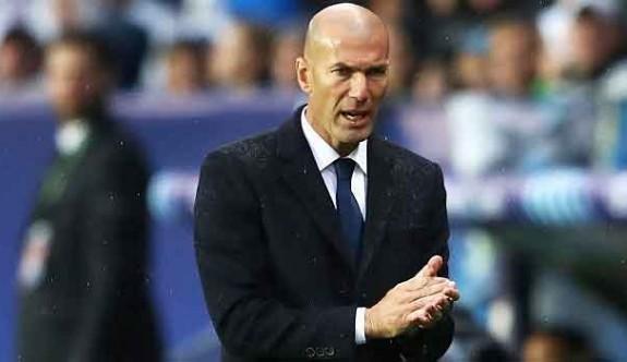 Zidane'a milli davet