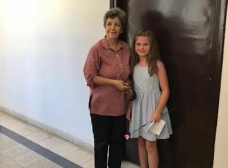 8 yaşındaki Ceylin'den anlamlı bağış