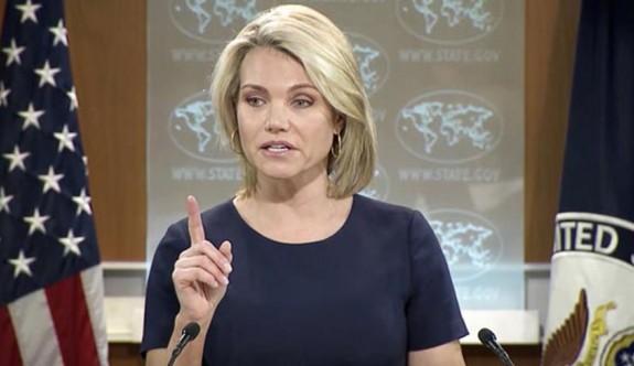 """""""ABD, Kıbrıs'ın birleşmesine destek vermeye devam edecek"""""""