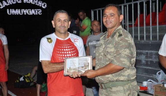 Anlamlı turnuva, Polis Genel Müdürlüğü'nün