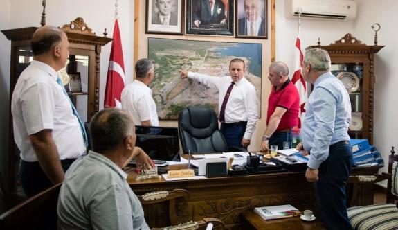 """Ataoğlu: """"Sorununuz, sorunumuzdur"""""""