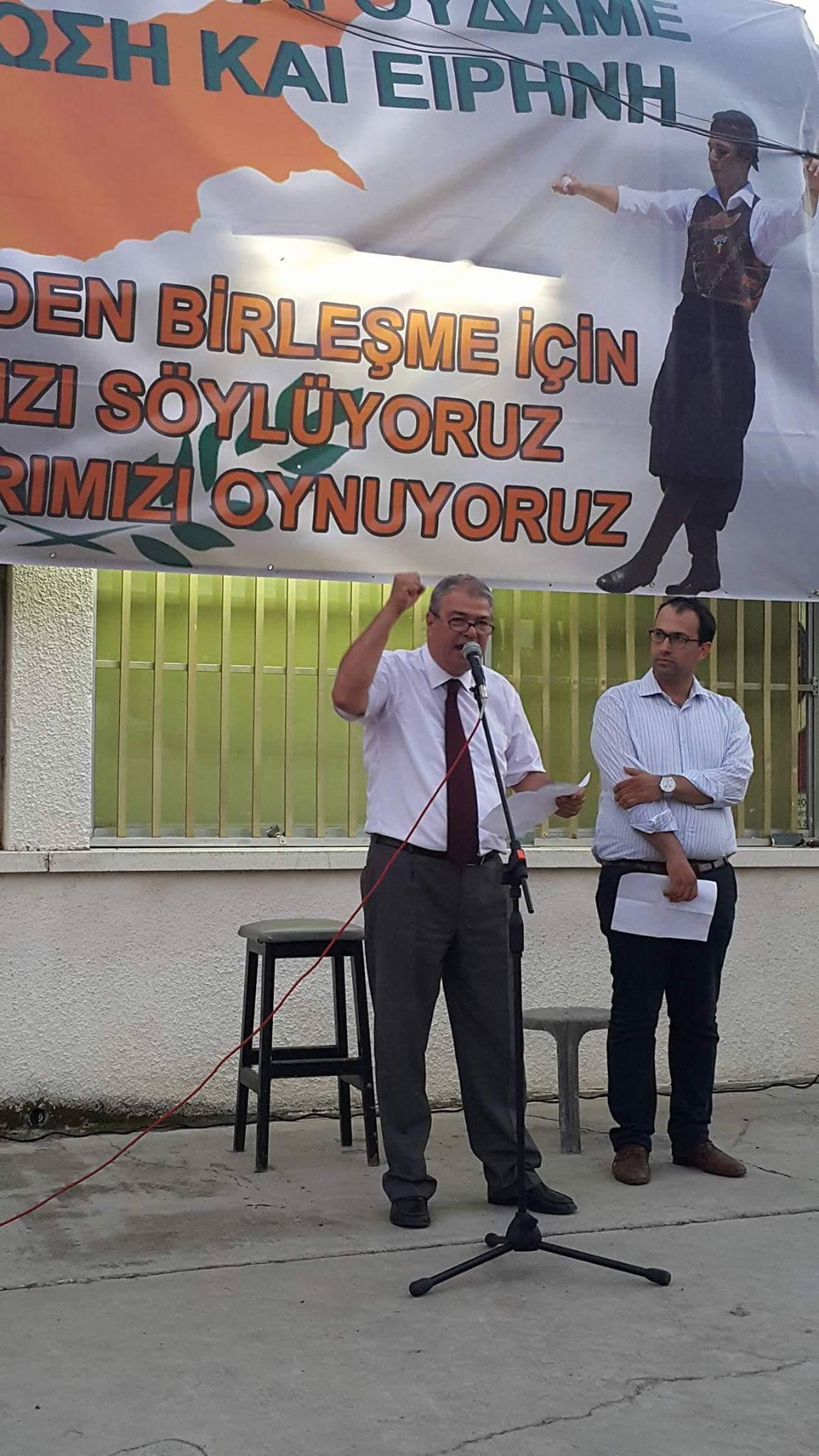 BKP Federal Kıbrıs'a destek belirtti