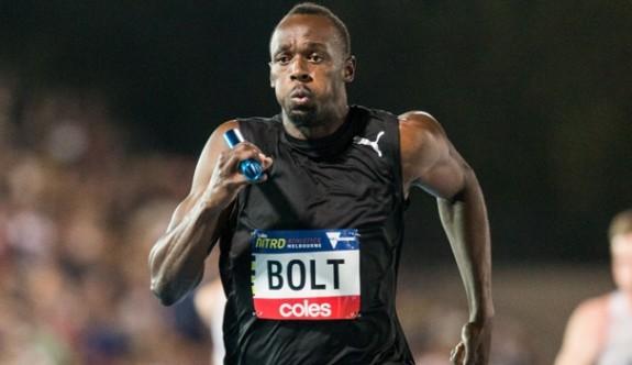 Bolt, Londra'da 100 ve 4x100 metre koşacak