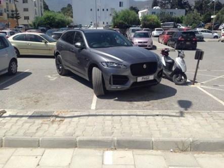Bu nasıl bir park ediş?