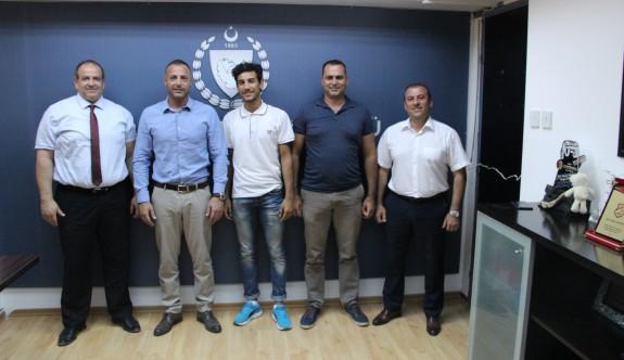 Cahitoğlu, Kofalı'yı kutladı