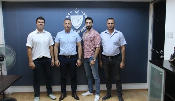Cahitoğlu'ndan, Yiğitcan'a kutlama