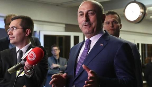 """Çavuşoğlu: """"Maalasef sonuçsuz kalmıştır"""""""