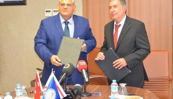 DAÜ ile KHK arasında işbirliği protokolü