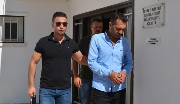 Demirkaya'yı BM askeri yakaladı
