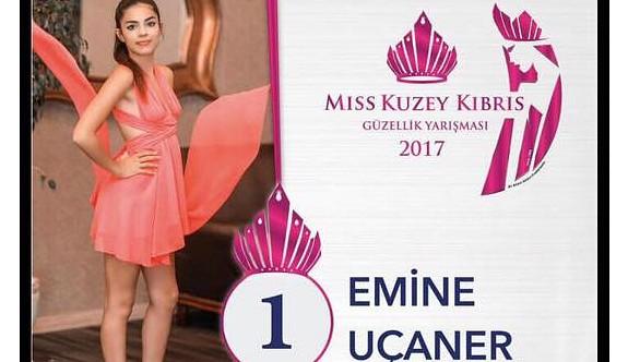 Emine Uçaner, Miss Kuzey Kıbrıs için iddialı