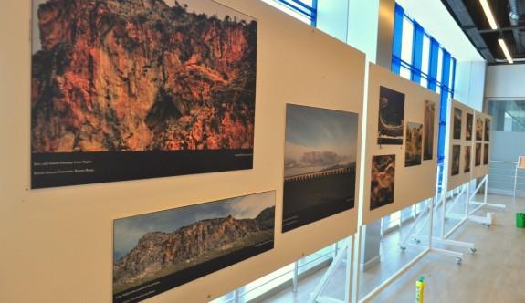 """Ercan'da """"Kuzey Kıbrıs'ın Jeolojik Mirası"""""""