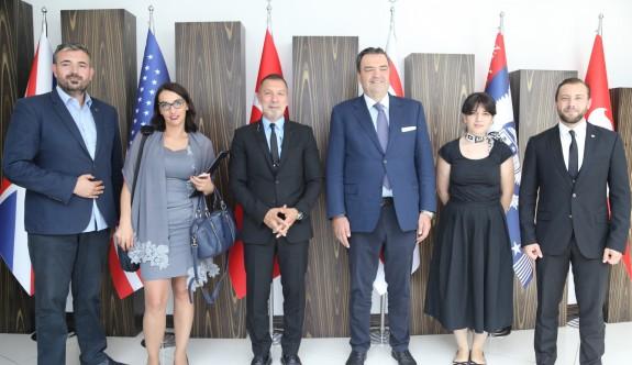 GAÜ, Sırbistan ve Karadağ'da kampüs açıyor