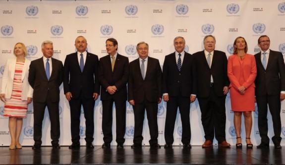 Guterres başkanlığında ilk toplantı başladı