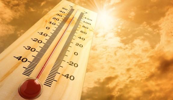 Hava sıcaklığı 38-41 derece arası