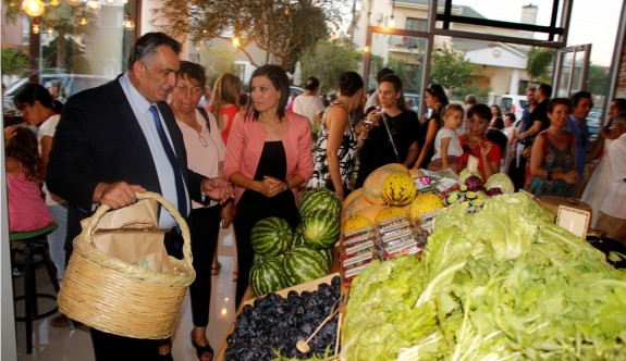 """Hedef organik pazar oluşturmak"""