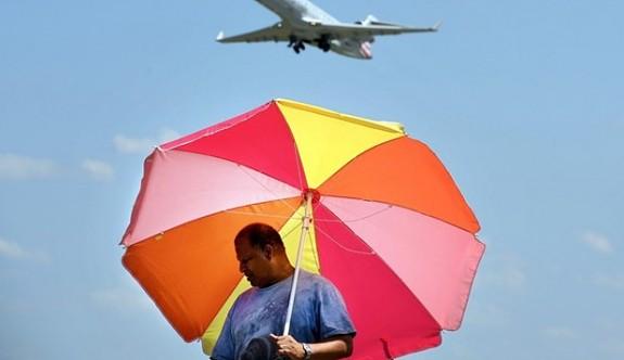 İklim değişikliği uçak yolculuklarını zorlaştıracak