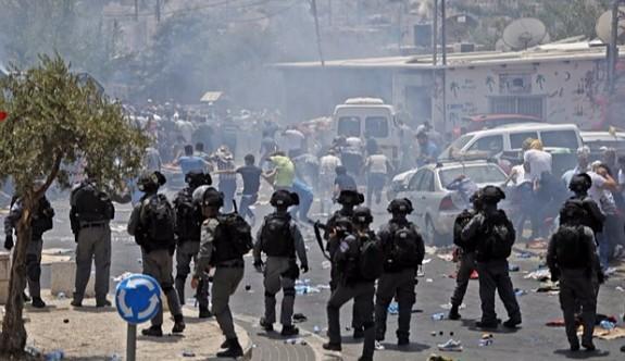 İsrail'den Mescid-i Aksa müdahalesi