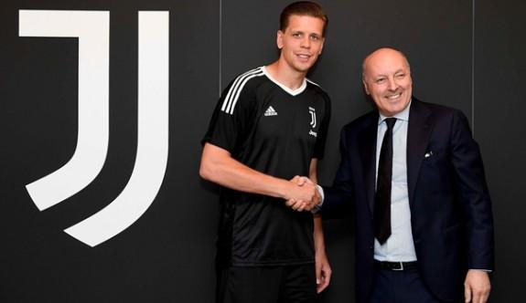Juventus'tan kaleye takviye