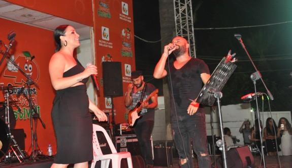 Kıbrıs şarkıları seslendirildi