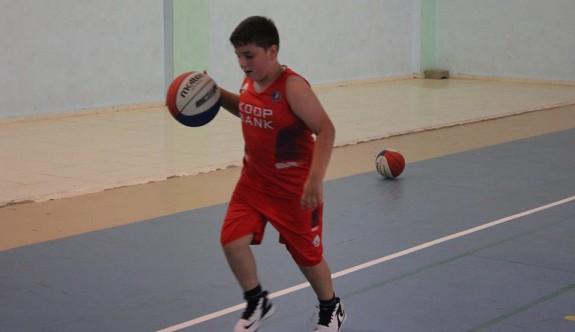 Koopspor Basketbol Akademi'de durmak yok