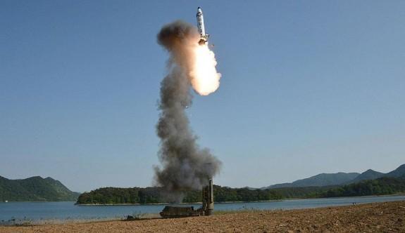 Kuzey Kore'den ABD'ye nükleer saldırı tehditi