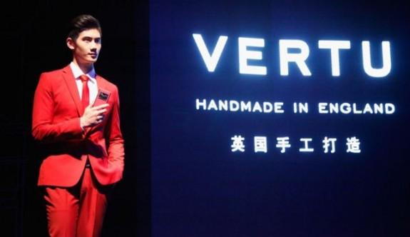 Lüks telefon üreticisi Vertu iflas etti!
