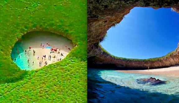 Meksikanın Saklı Plajı: Playa Del Amor