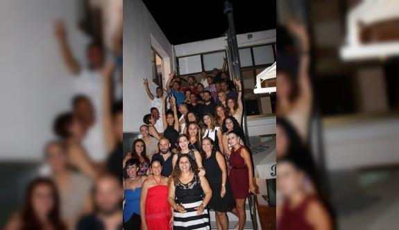 NKL 96 mezunları buluştu