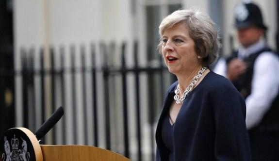 Theresa May'e Kıbrıs mektubu