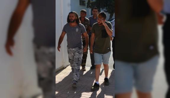Töre yine askeri bölgede yakalandı