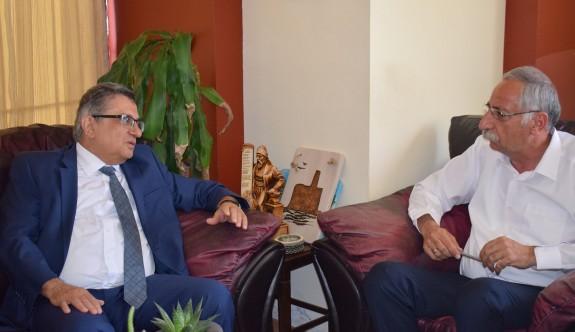 Uluslararası Final Üniversitesi ile Girne Belediyesi işbirliğini konuştu