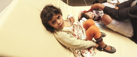 UNICEF'ten Yemen'e 33 tonluk tıbbi yardım