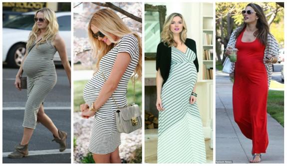 Yaz Gebelerinin Giymekten Keyif Alacağı 8 Kıyafet Önerisi