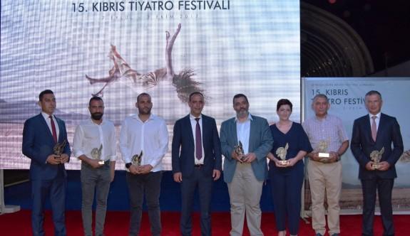 15. Kıbrıs Tiyatro Festivali, 7 Eylül – 3 Ekim tarihlerinde