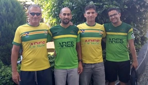 Ares triatletleri İstanbul'da yarışacak