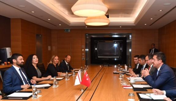Atun'dan İzmir'de önemli temaslar