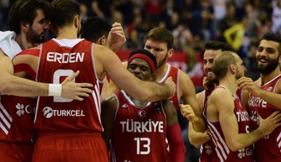 Basketbolda Avrupa Şampiyonası heyecanı başlıyor