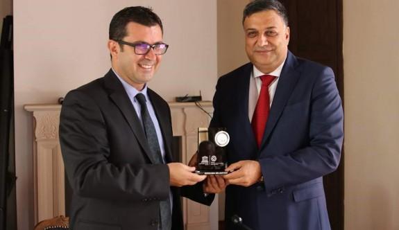 Beyarmudu ile Bergama Belediyesi kardeş belediye oldu