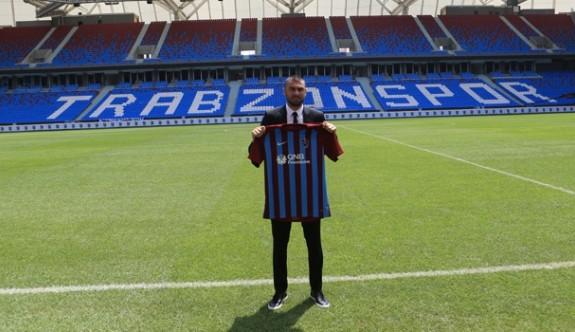Burak Yılmaz bin 919 gün sonra Trabzon'la maça çıkıyor