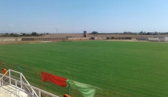 Cemal Balses Stadı, hazır kıta