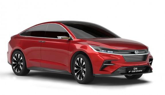 Daihatsu'nun, yeni konsepti: DN-F Sedan