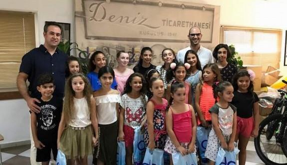 """Deniz Plaza'dan """"Ministry of Dance""""a teşekkür"""