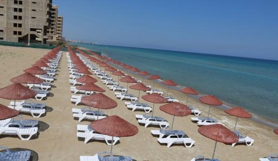 Derinya Halk Plajı bugün açılıyor.