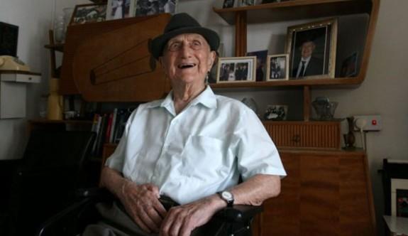 Dünyanın en yaşlı adamı öldü
