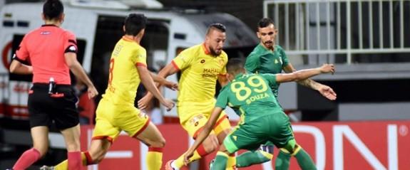 Fenerbahçe'ye Göztepe engeli