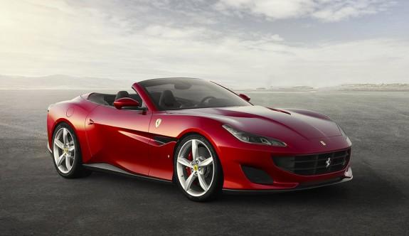 Ferrari'nin yeni bebeği: Portofino