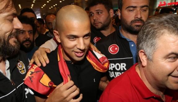 Galatasaray Feghouli'ye kavuştu